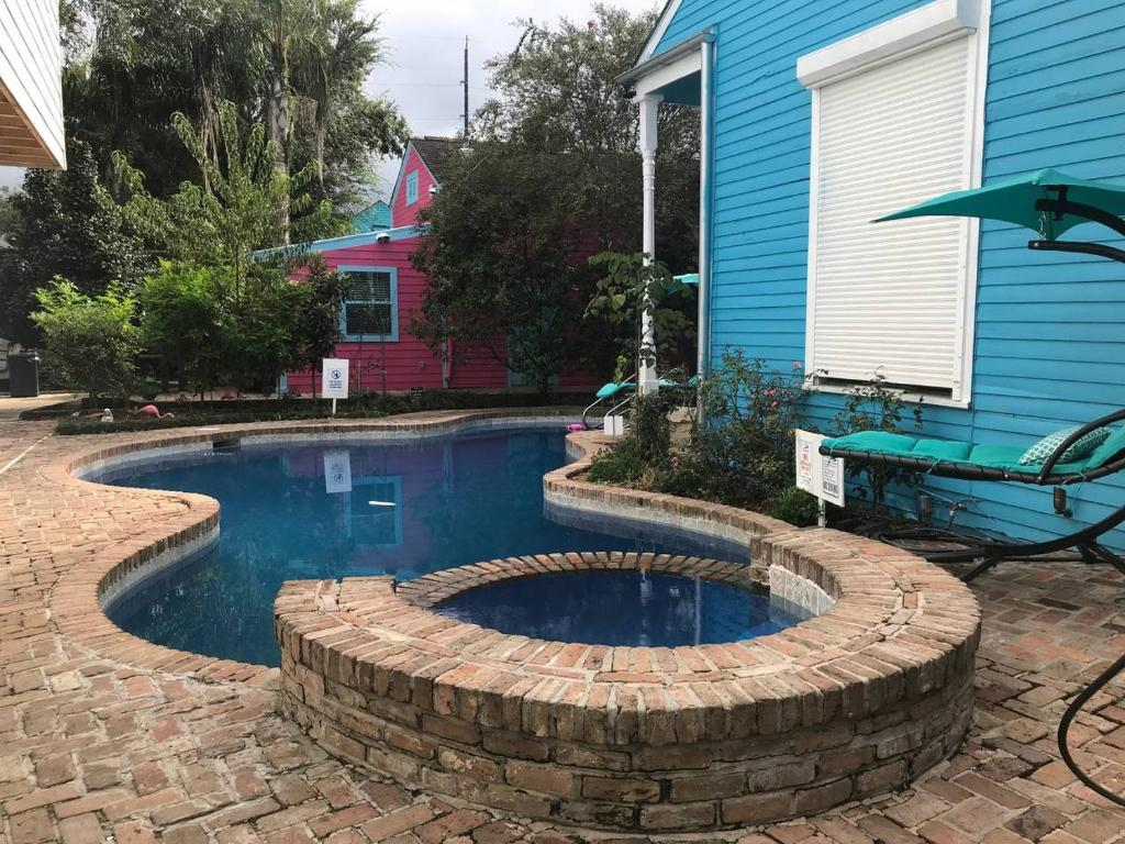 The swimming pool at or near 5 BR - Sleeps 10! Best Location next to French Quarter!