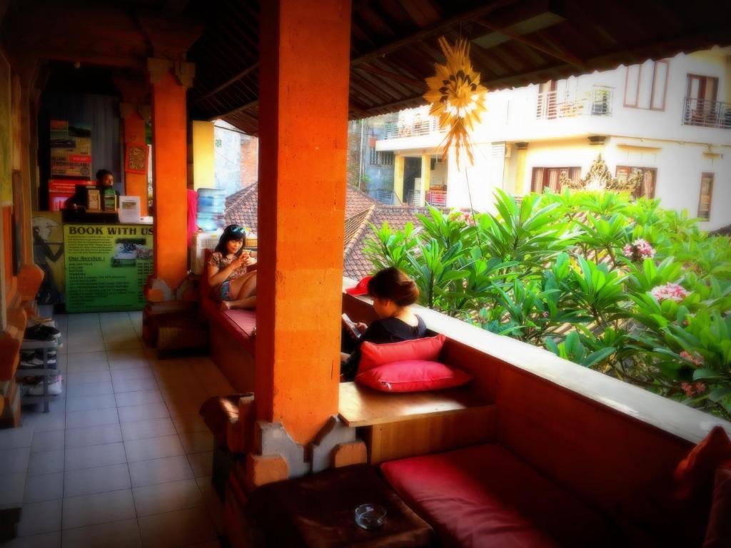 Ubud Market Hostel