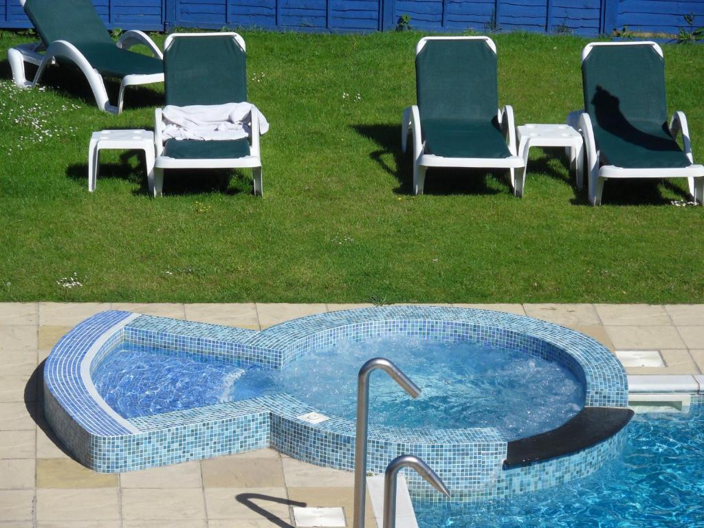 Rylstone Manor Hotel - Laterooms