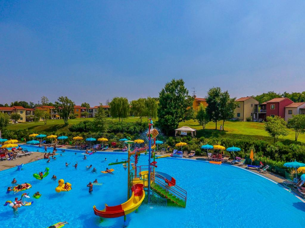 A view of the pool at Belvedere Village or nearby