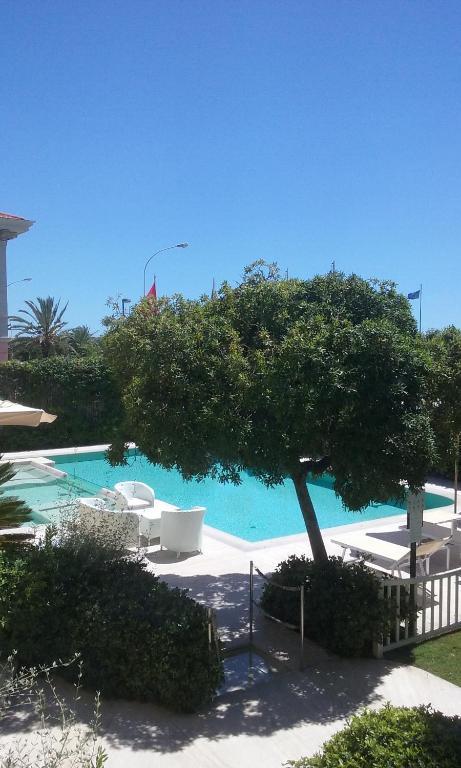 Hotel Il Negresco - Laterooms