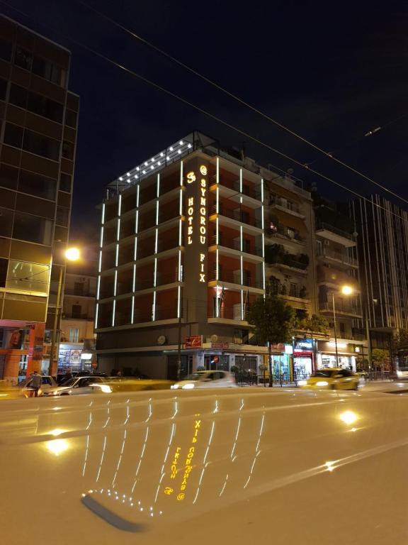 Hotel @Syngrou Fix Athens, Greece