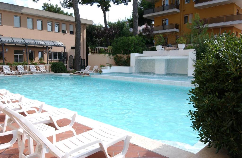 Hotel Milano Helvetia Riccione, Italy