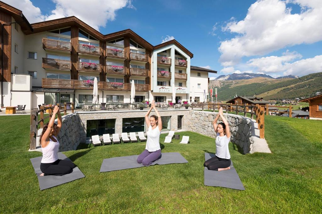 Hotel Lac Salin Spa & Mountain Resort Livigno, Italy