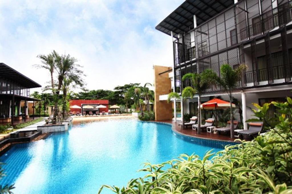 The swimming pool at or near The Lapa Hua Hin