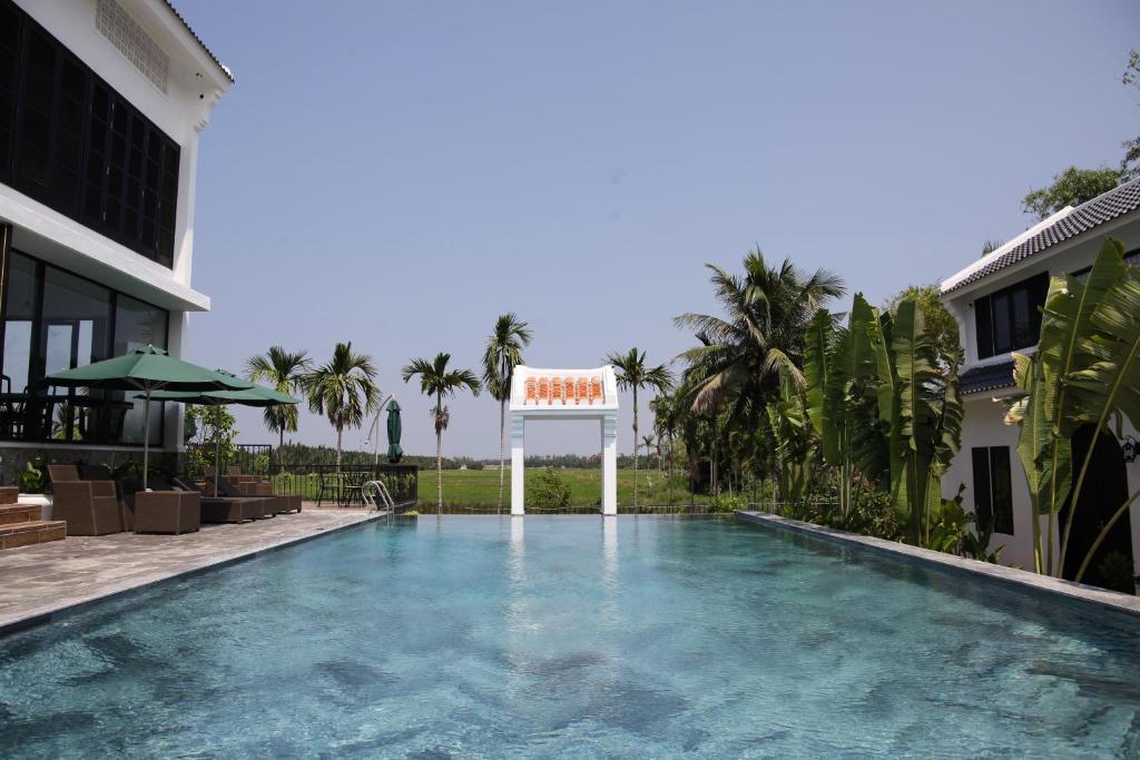 Nạp năng lượng tại resort Quảng Nam - Viên ngọc bích ẩn mình