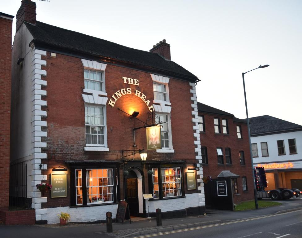 Kings Head Inn - Laterooms