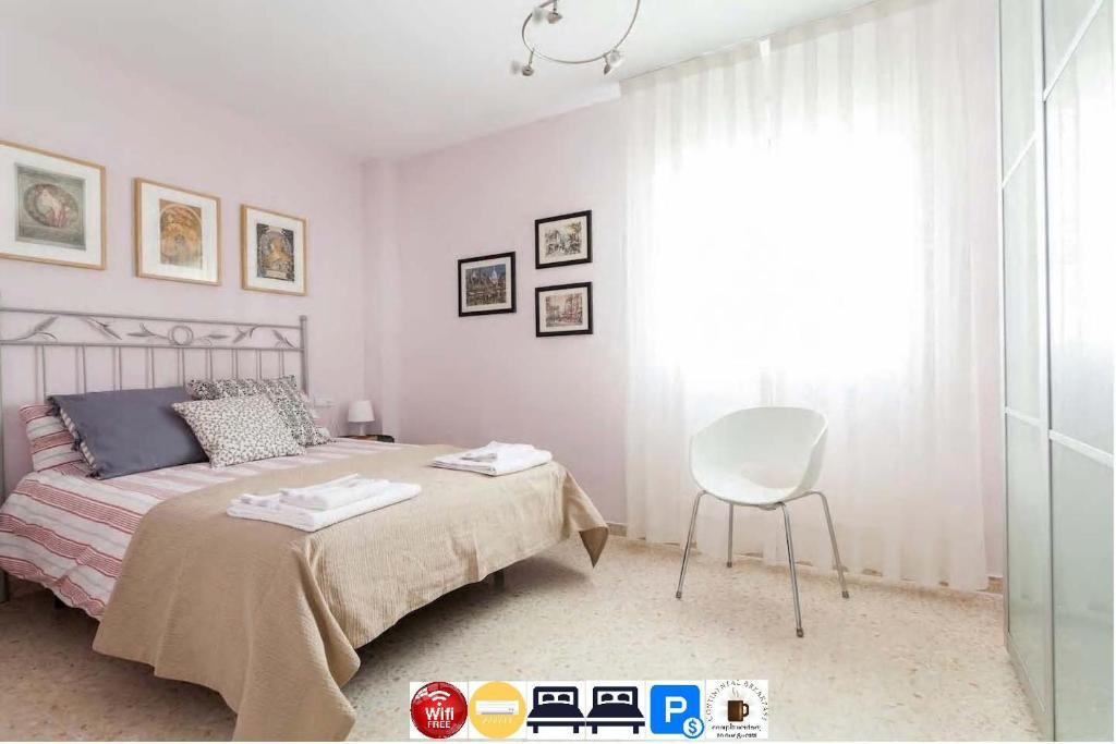 Apartamento Jardin de Santa Paula