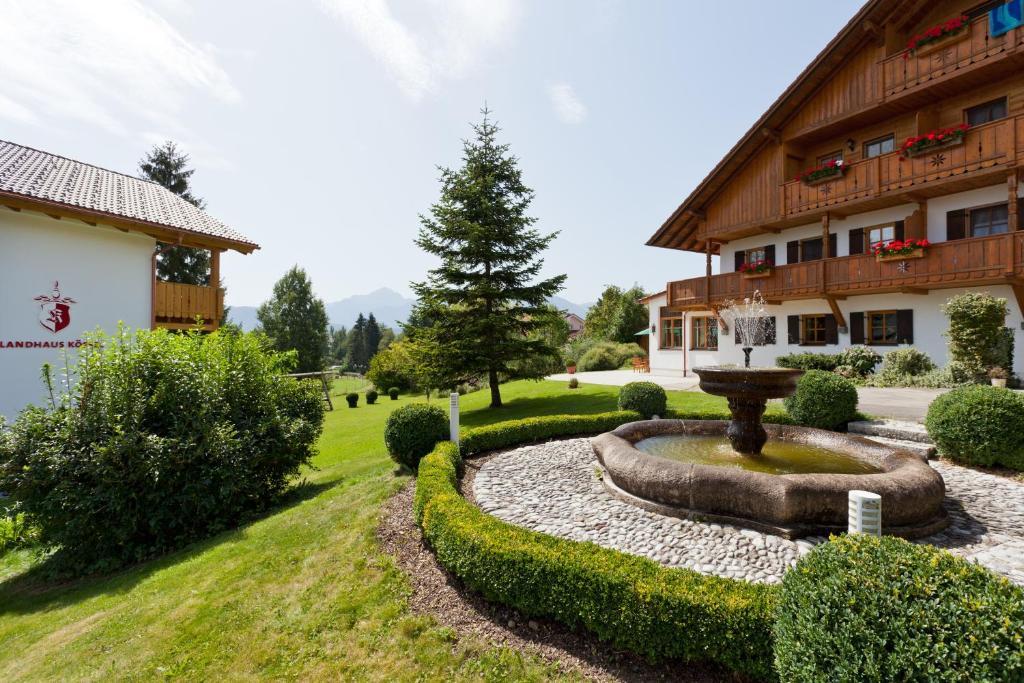 Landhaus Kossel Fussen, Germany
