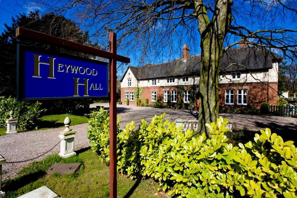 Heywood Hall - Laterooms