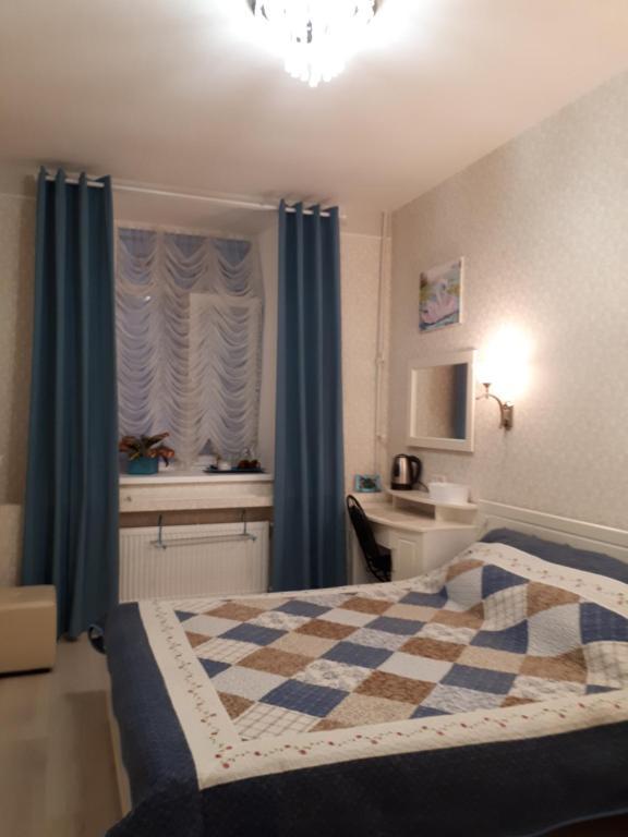 Кровать или кровати в номере Bosco