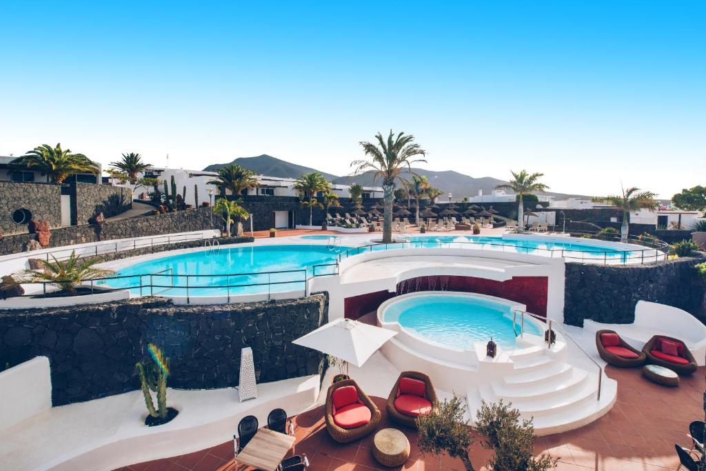 The swimming pool at or near Tacande Bocayna Village, Feel & Relax, Lanzarote