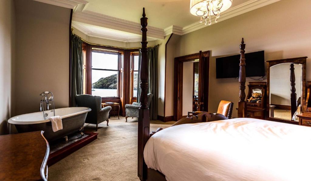 Shieldaig Lodge Hotel - Laterooms