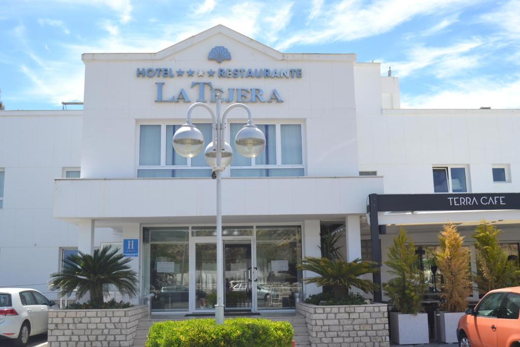 Hotel-Restaurante Jardines La Tejera
