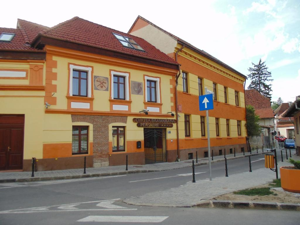 Curtea Brasoveana Brasov, Romania