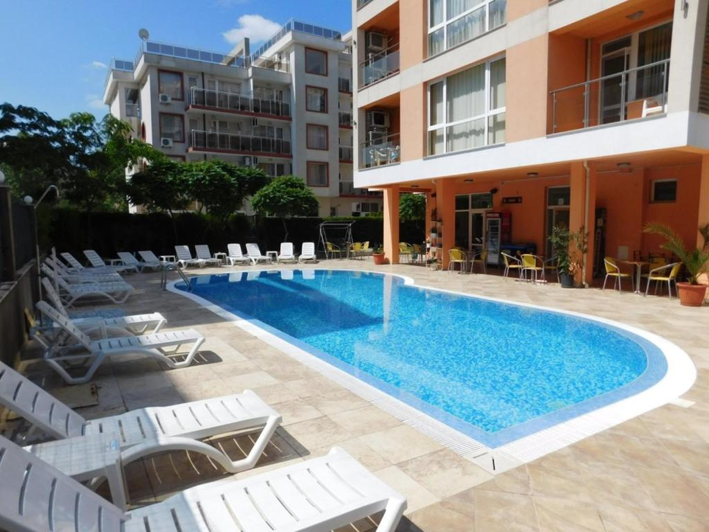 Hotel Darius Sunny Beach, Bulgaria