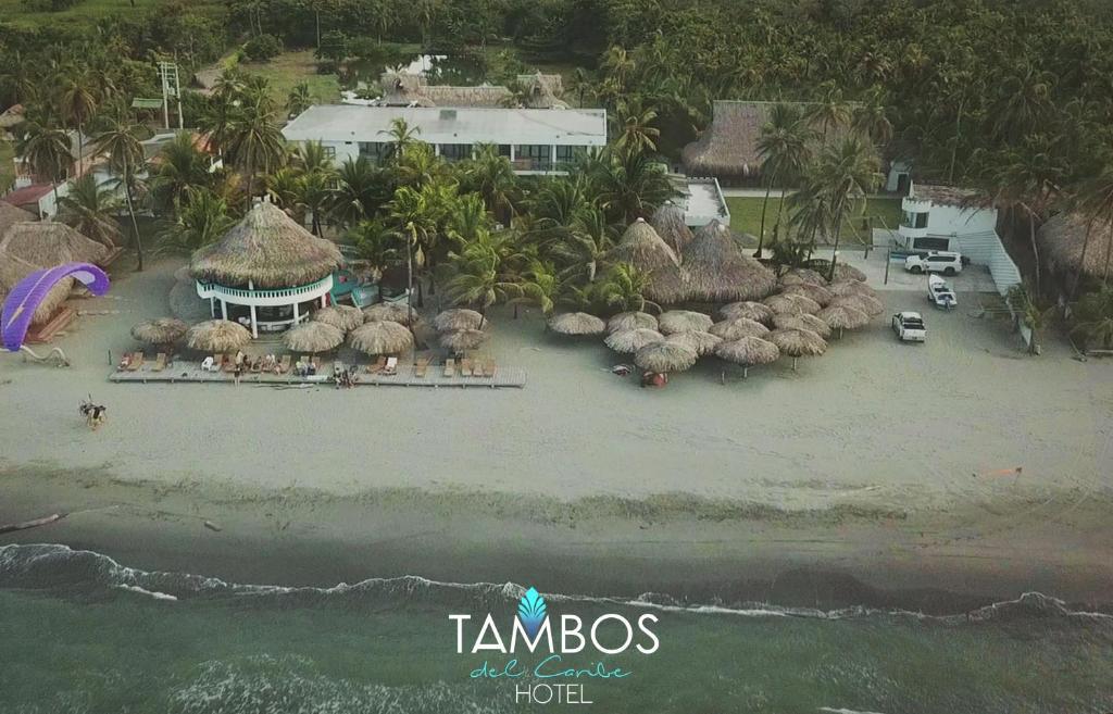 Los Tambos Del Caribe