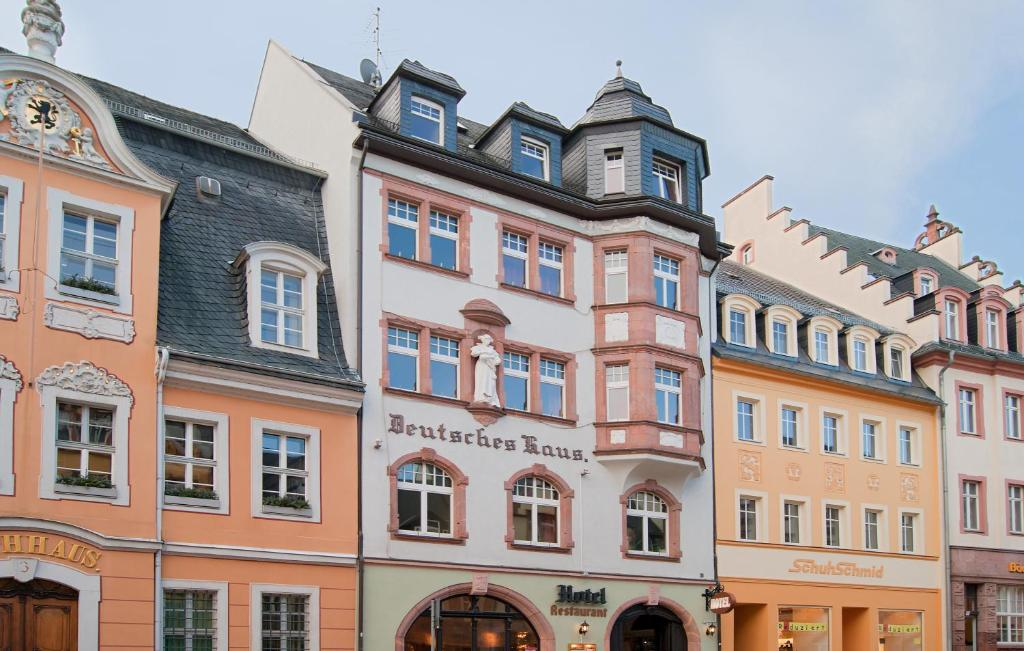 Hotel Deutsches Haus Mittweida Mittweida, Germany