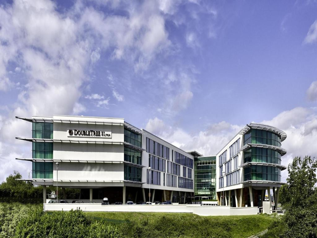 DoubleTree by Hilton Hotel Newcastle International Airport - Laterooms