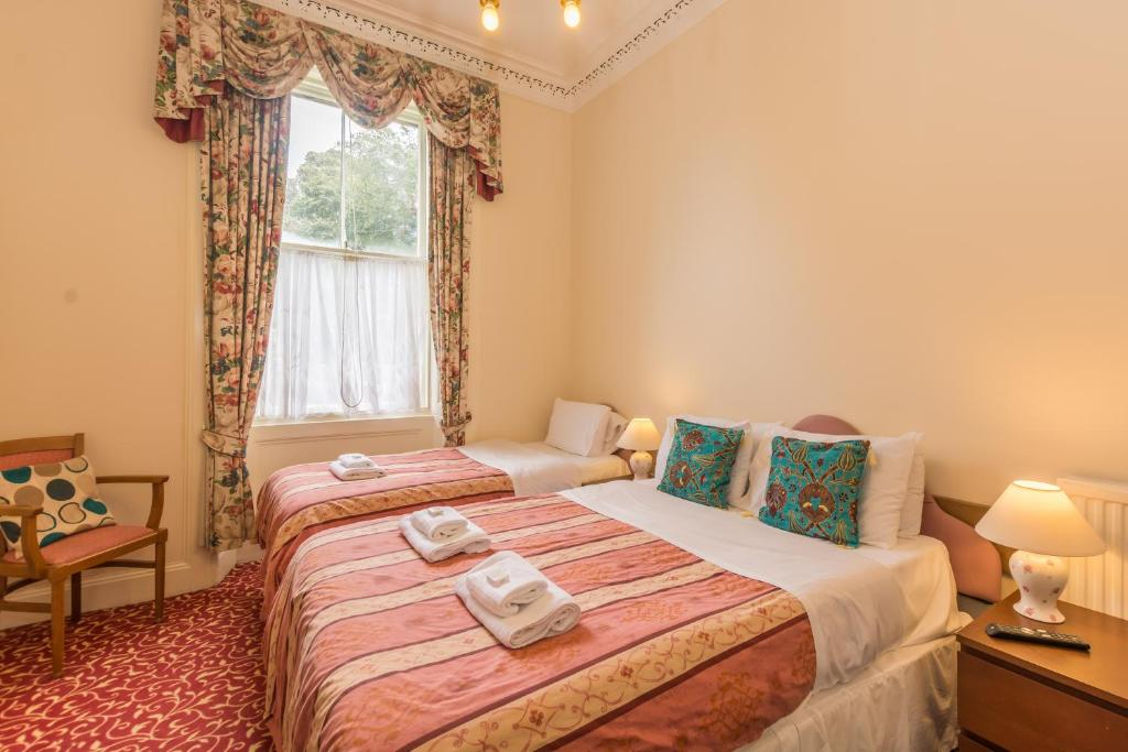 Menzies Guest House - Laterooms