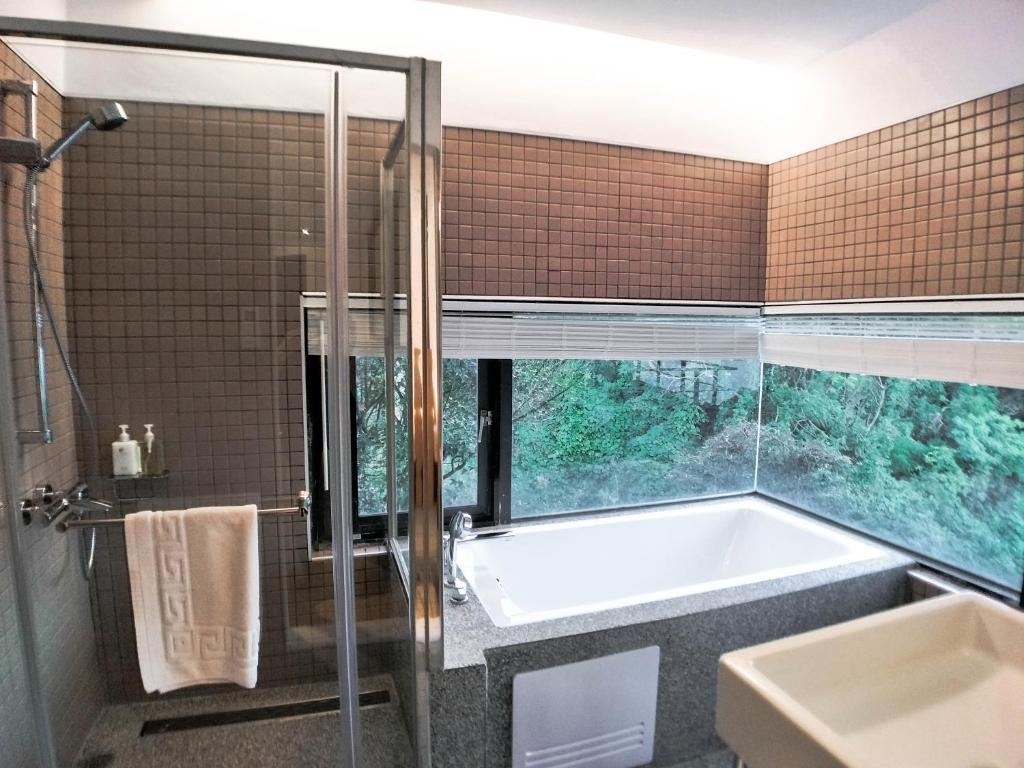 雙床房-附浴缸的相片(第 4 張)