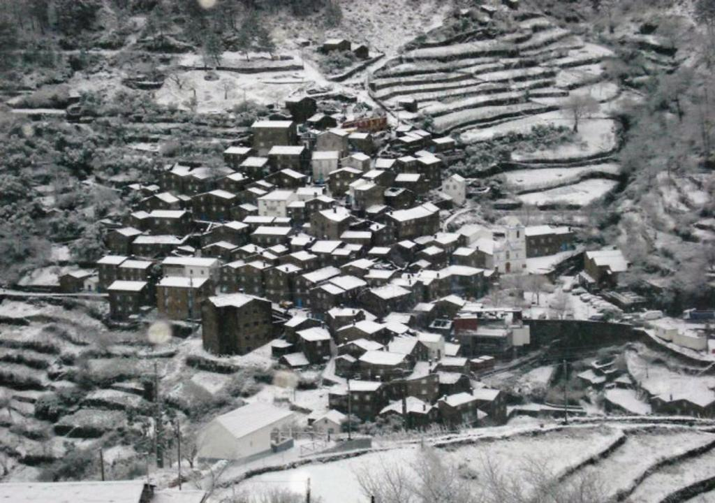 INATEL Piodao during the winter