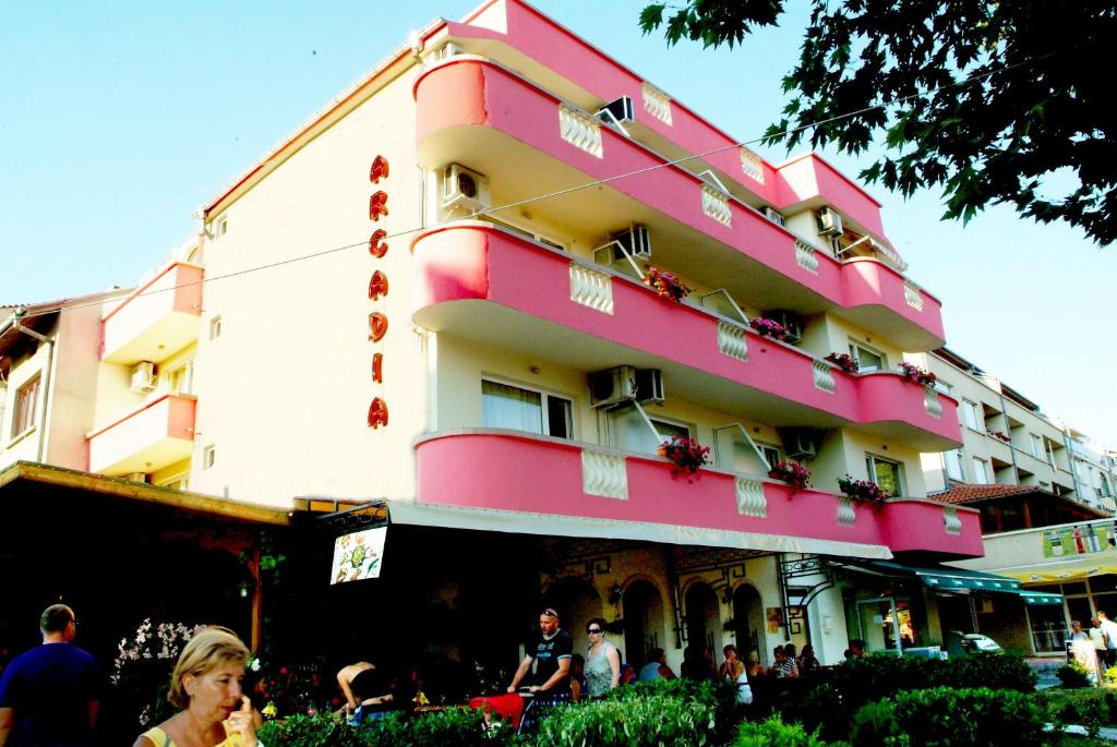 Arkadia Guest House Primorsko, Bulgaria