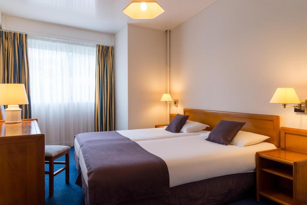 Inter-Hotel Frisia - Laterooms