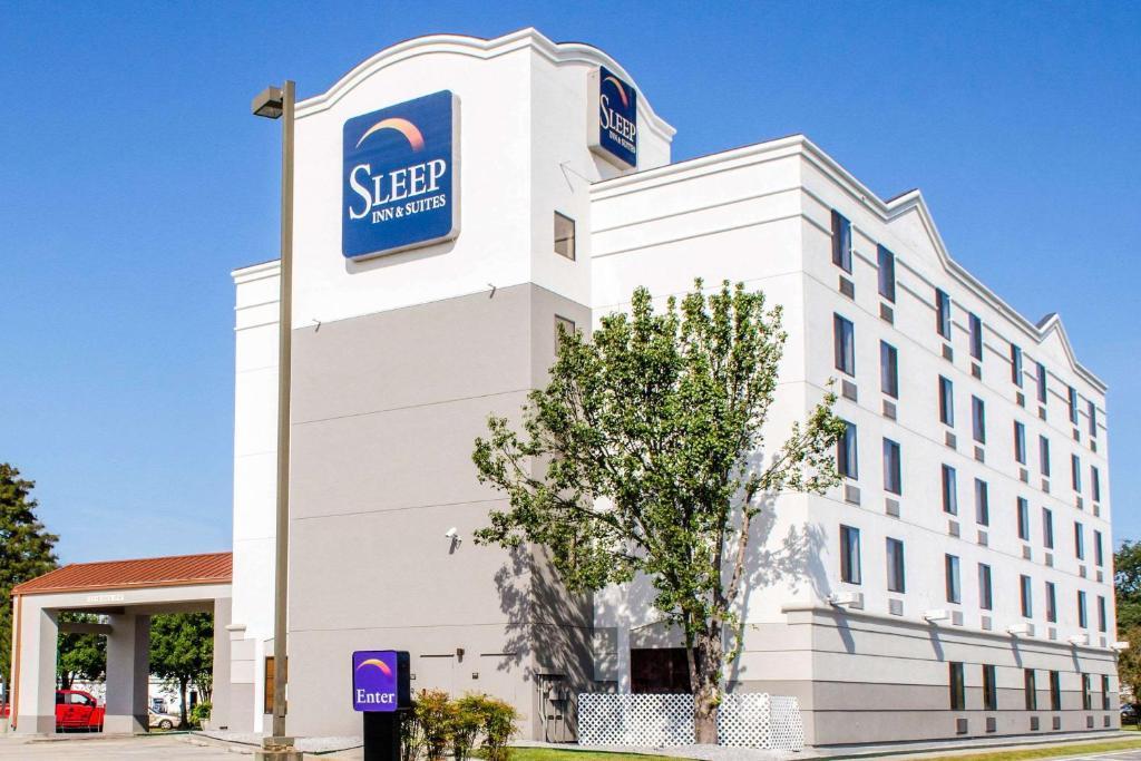 Sleep Inn & Suites Metairie