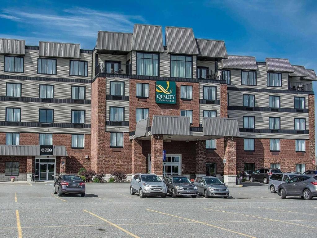 Quality Inn & Suites Victoriaville
