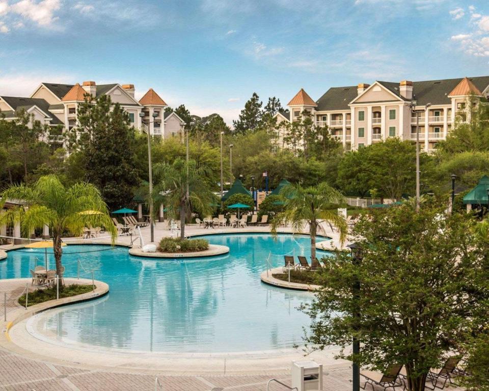 The swimming pool at or near Bluegreen Vacations Grande Villas at World Golf Village