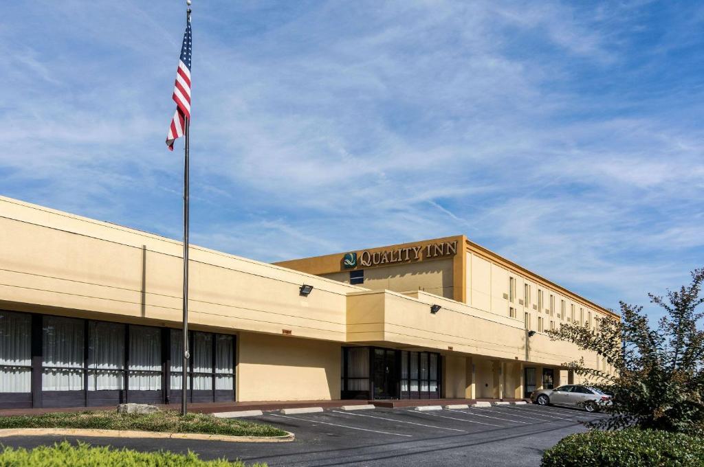 Quality Inn Near Joint Base Andrews-Washington Area
