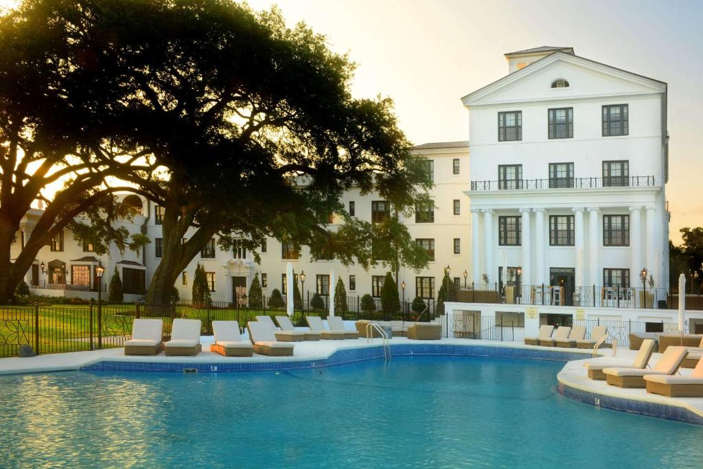 The swimming pool at or near White House Hotel