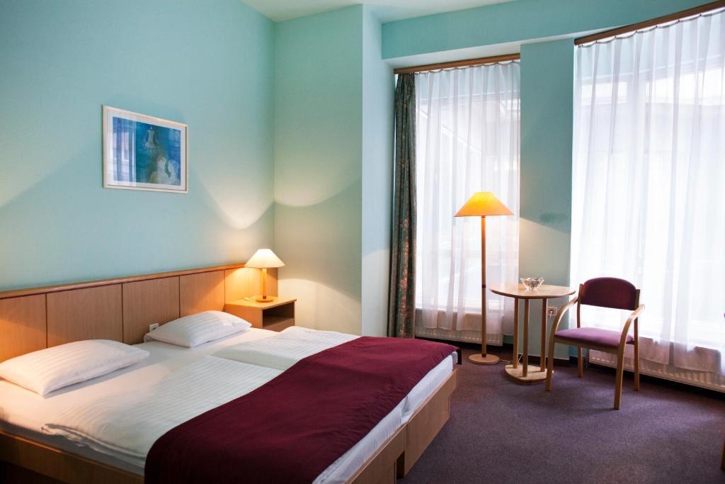 City Hotel Pilvax Budapest, Hungary
