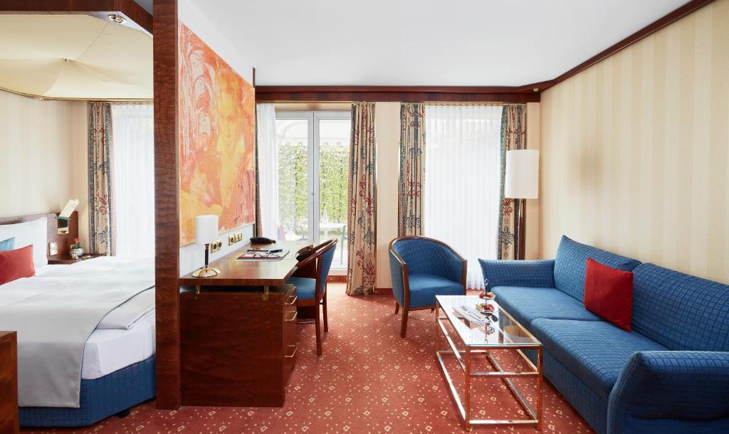 Living Hotel Kanzler by Derag Bonn, Germany