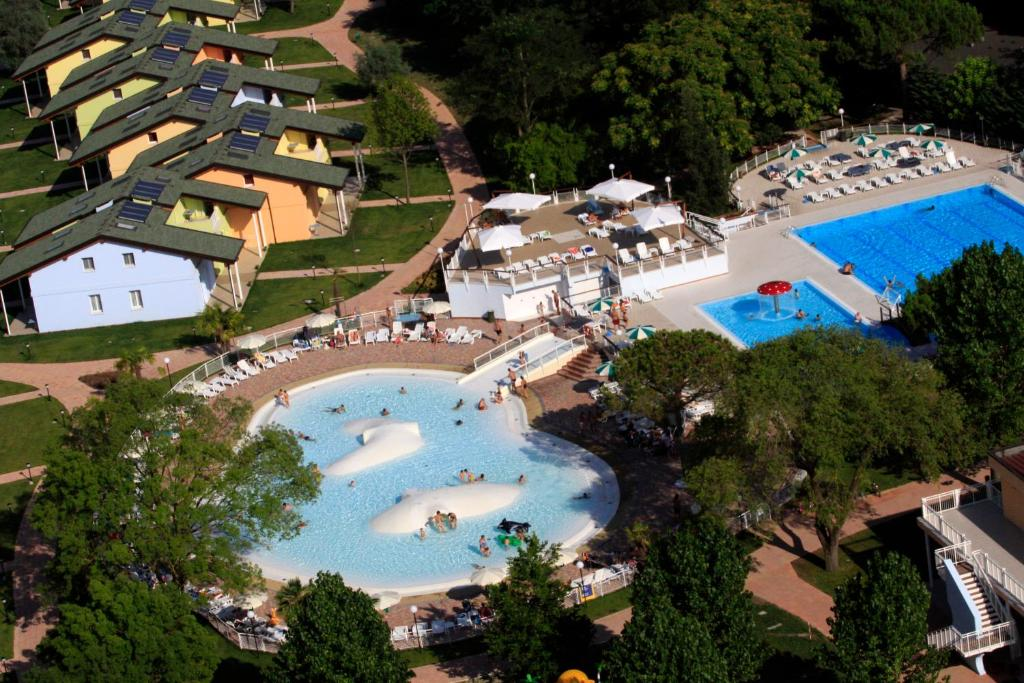A view of the pool at Club Village & Hotel Spiaggia Romea or nearby