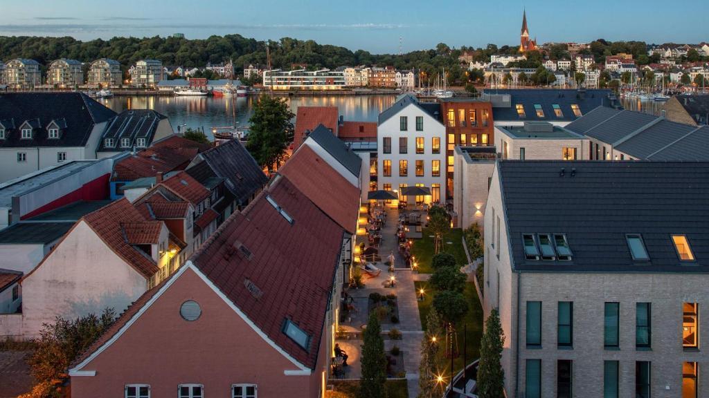 Hotel Hafen Flensburg Flensburg, Germany