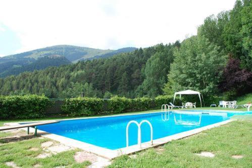The swimming pool at or near Hotel Adsera
