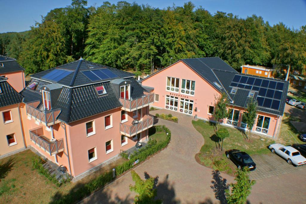 DAS HUDEWALD Hotel & Resort Ueckeritz, Germany