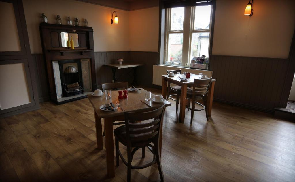 The Horse & Farrier - Laterooms