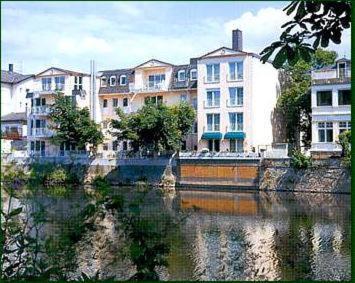 Hotel Victoria Bad Kreuznach, Germany