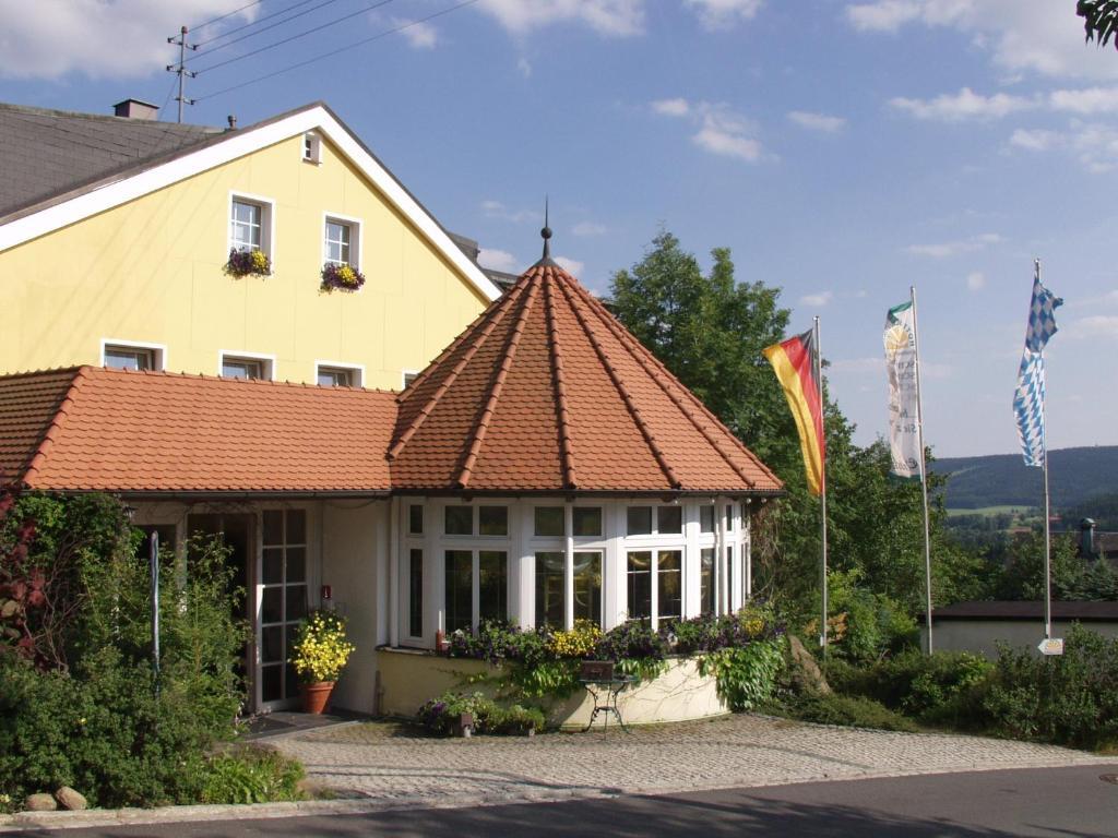 Hotel Schonblick Fichtelberg, Germany