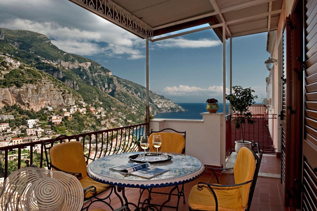 Balcone o terrazza di Casa Le Terrazze