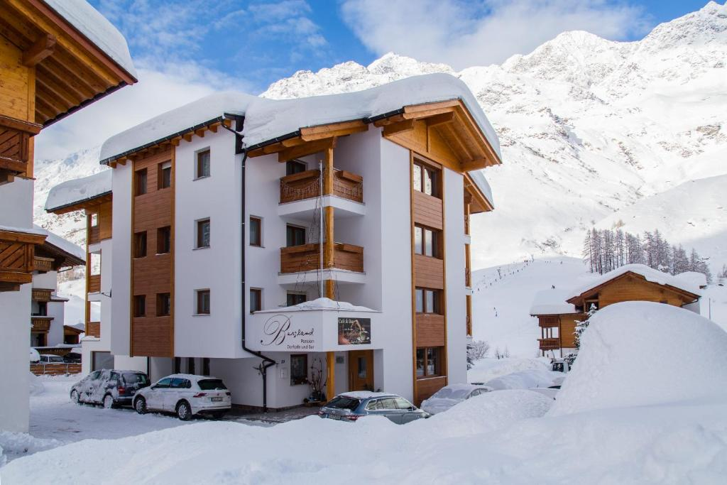 Alpshotel Bergland Pfelders, Italy