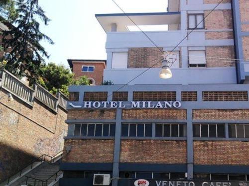 Hotel Milano Ancona, Italy
