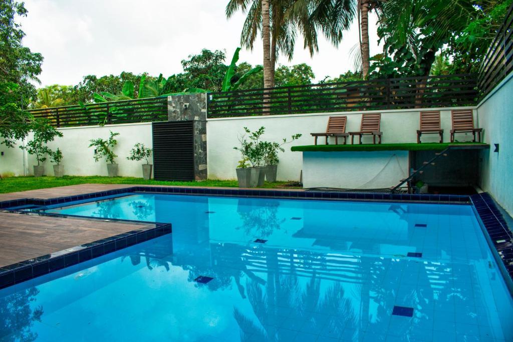 The swimming pool at or near Hotel Bella Vista