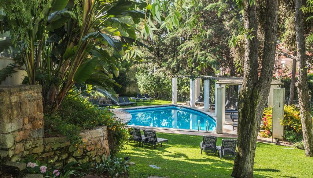 Бассейн в Casa Vela Charm Guest House или поблизости