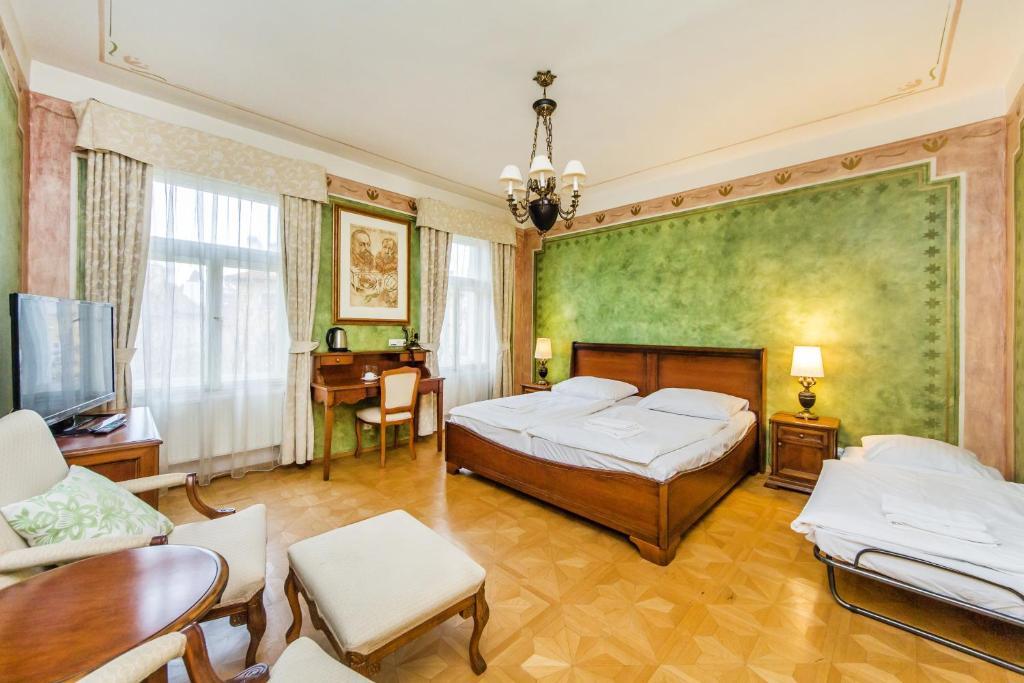 Hotel U Jezulatka Prague, Czech Republic