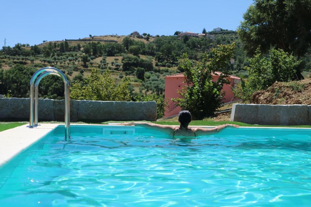 A piscina em ou perto de Quinta da Retorta