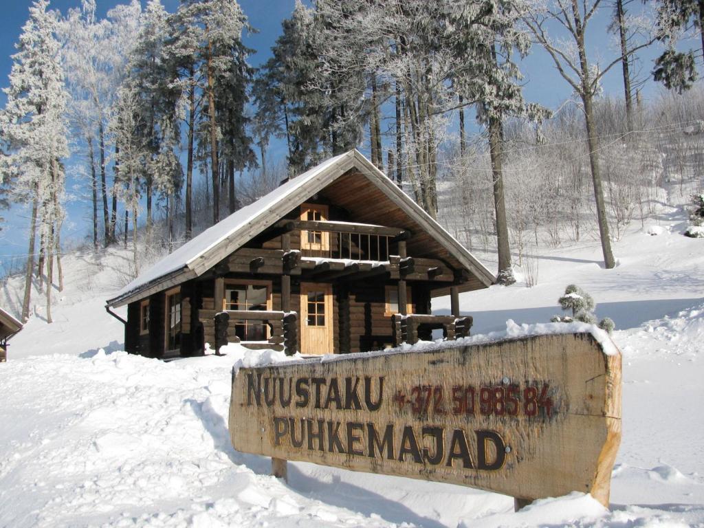 Nuustaku Guesthouse talvel